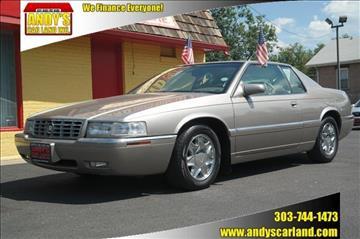 2001 Cadillac Eldorado for sale in Denver, CO