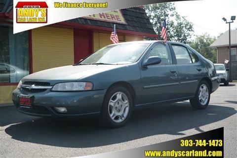 2001 Nissan Altima for sale in Denver, CO