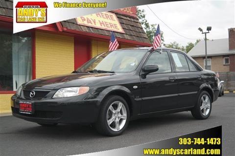 2003 Mazda Protege for sale in Denver, CO