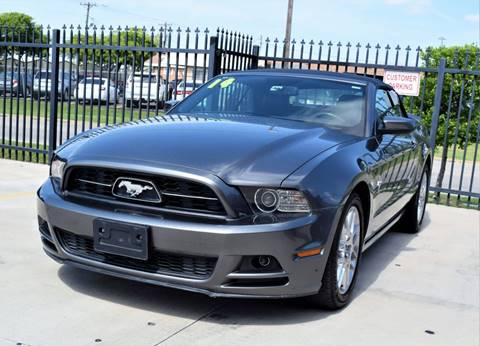 2014 Ford Mustang for sale in Grand Prairie, TX