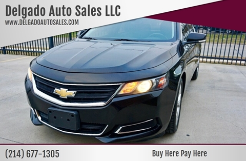 2014 Chevrolet Impala for sale in Grand Prairie, TX