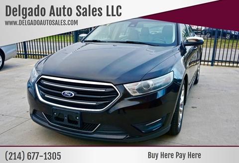 2014 Ford Taurus for sale in Grand Prairie, TX
