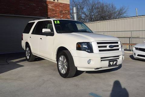 2012 Ford Expedition for sale in Grand Prairie, TX