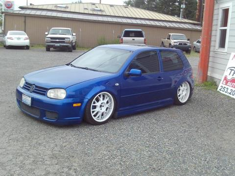 2004 Volkswagen R32 for sale in Puyallup, WA