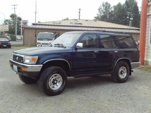 1995 Toyota 4Runner for sale in Puyallup, WA