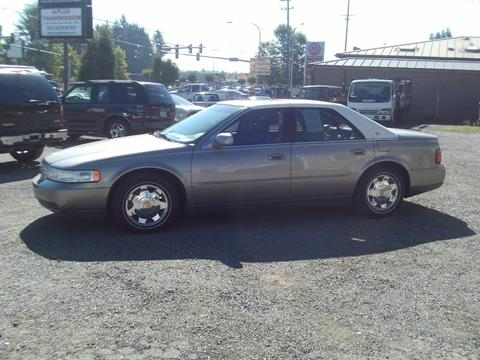 2000 Cadillac Seville for sale in Puyallup, WA