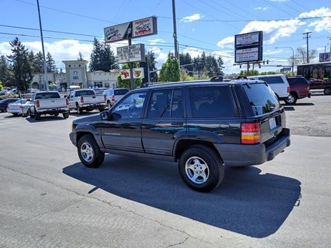 1998 Jeep Grand Cherokee for sale in Puyallup, WA