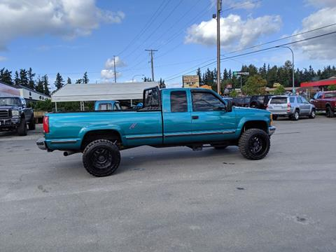 1995 Chevrolet C/K 2500 Series for sale in Puyallup, WA
