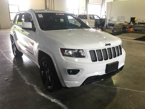 2014 Jeep Grand Cherokee for sale at Shedlock Motor Cars LLC in Warren NJ