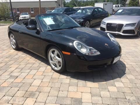 2001 Porsche 911 for sale at Shedlock Motor Cars LLC in Warren NJ
