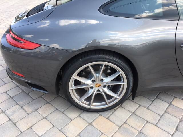 2017 Porsche 911 for sale at Shedlock Motor Cars LLC in Warren NJ