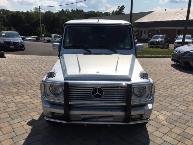 2005 Mercedes-Benz G-Class for sale at Shedlock Motor Cars LLC in Warren NJ