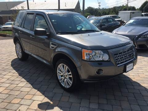 2010 Land Rover LR2 for sale at Shedlock Motor Cars LLC in Warren NJ