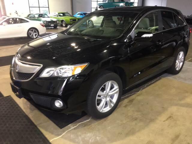 2015 Acura RDX for sale at Shedlock Motor Cars LLC in Warren NJ