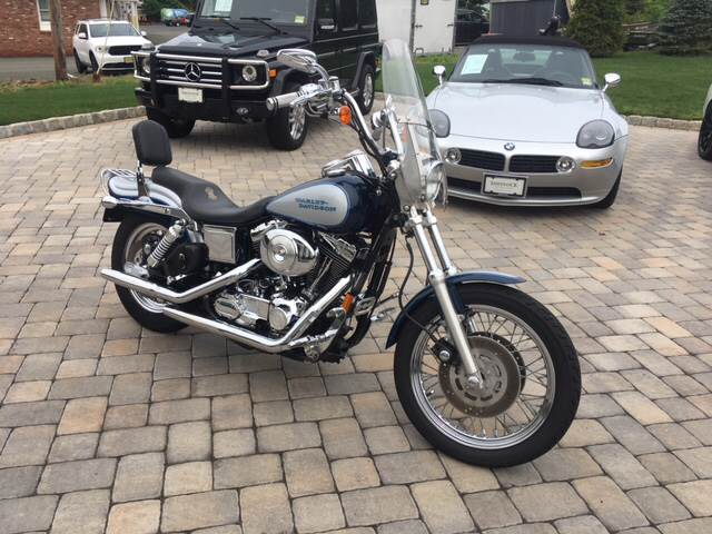 1999 Harley-Davidson FXDL for sale at Shedlock Motor Cars LLC in Warren NJ