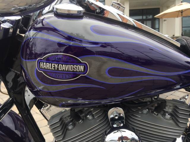 2002 Harley-Davidson FLHR for sale at Shedlock Motor Cars LLC in Warren NJ