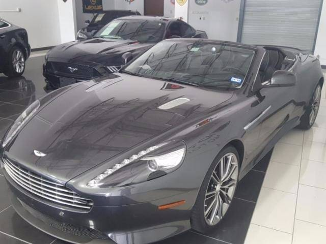 2014 Aston Martin DB9 For Sale At Shedlock Motor Cars LLC In Warren NJ