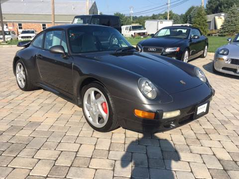 1996 Porsche 911 for sale at Shedlock Motor Cars LLC in Warren NJ
