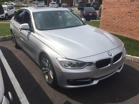 2013 BMW 3 Series for sale at Shedlock Motor Cars LLC in Warren NJ