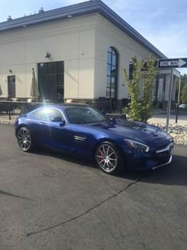 2016 Mercedes-Benz AMG GT for sale in Warren, NJ