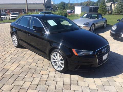 2016 Audi A3 for sale at Shedlock Motor Cars LLC in Warren NJ