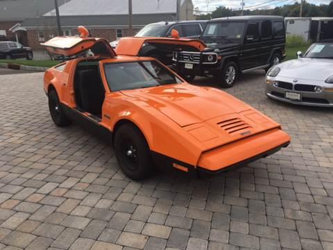 1974 Bricklin SV-1 for sale at Shedlock Motor Cars LLC in Warren NJ