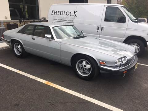1984 Jaguar XJ-Series for sale at Shedlock Motor Cars LLC in Warren NJ