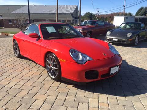 2004 Porsche 911 for sale at Shedlock Motor Cars LLC in Warren NJ