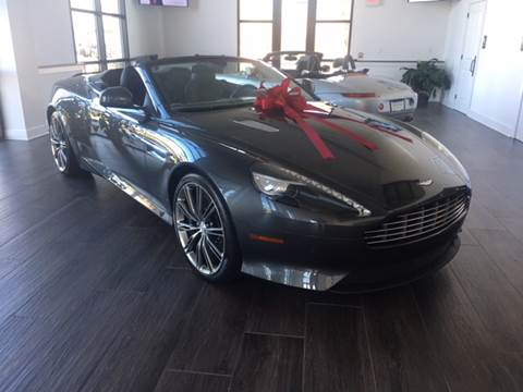 2014 Aston Martin DB9 For Sale In Warren, NJ