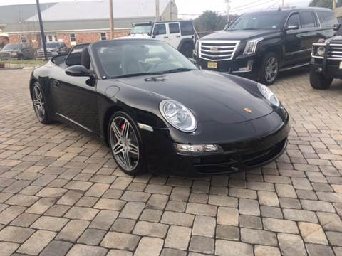 2008 Porsche 911 for sale at Shedlock Motor Cars LLC in Warren NJ