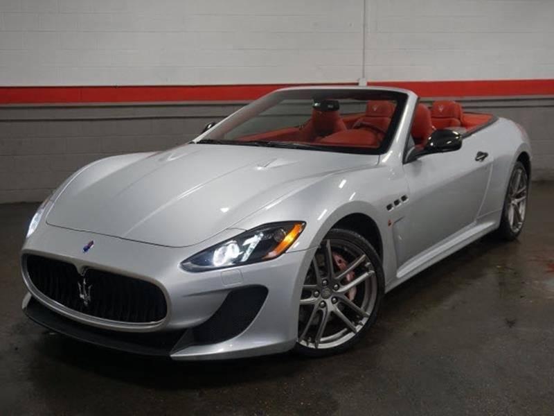 2014 Maserati GranTurismo MC In Warren NJ - Shedlock Motor Cars LLC