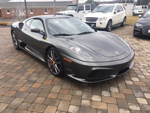 2008 Ferrari 430 Scuderia for sale at Shedlock Motor Cars LLC in Warren NJ