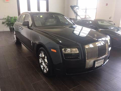 2013 Rolls-Royce Ghost for sale at Shedlock Motor Cars LLC in Warren NJ