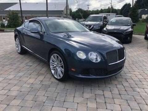 2014 Bentley Continental for sale in Warren, NJ