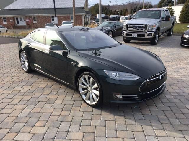 Tesla Model S Performance In Warren NJ Shedlock Motor Cars LLC - 2013 tesla model s for sale