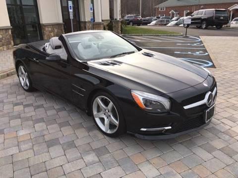 2014 Mercedes-Benz SL-Class for sale at Shedlock Motor Cars LLC in Warren NJ