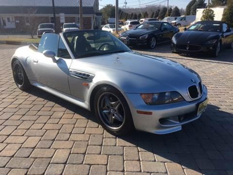 1998 BMW M for sale at Shedlock Motor Cars LLC in Warren NJ