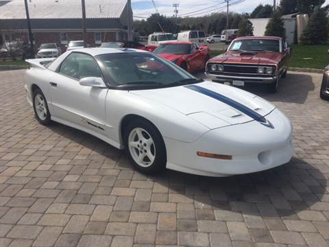 1994 Pontiac Firebird for sale in Warren, NJ