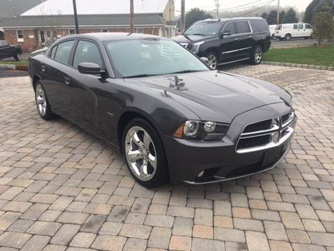 2013 Dodge Charger for sale at Shedlock Motor Cars LLC in Warren NJ