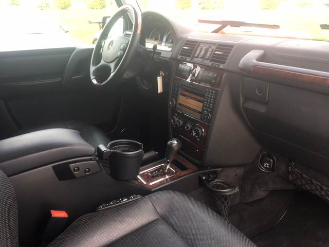 2011 Mercedes-Benz G-Class for sale at Shedlock Motor Cars LLC in Warren NJ