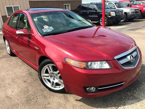 2008 Acura TL for sale in Indianapolis, IN