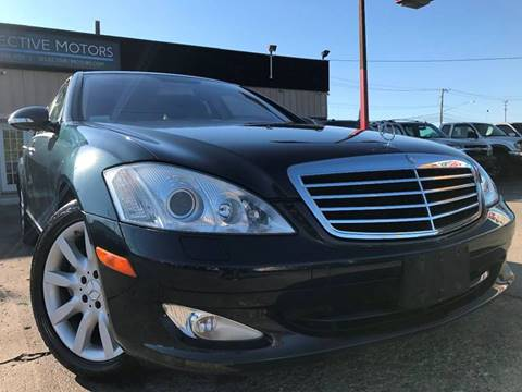 2007 Mercedes-Benz S-Class for sale in Indianapolis, IN