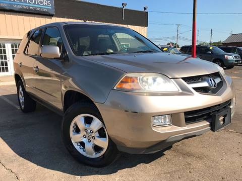 2005 Acura MDX for sale in Indianapolis, IN
