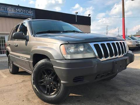 2003 Jeep Grand Cherokee for sale in Indianapolis, IN