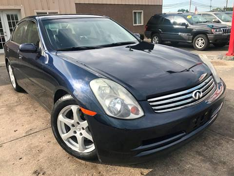 2004 Infiniti G35 for sale in Indianapolis, IN