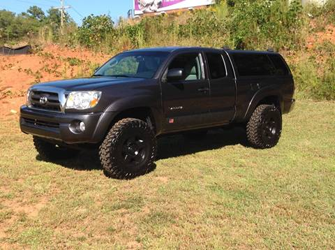 2010 Toyota Tacoma for sale in Spartanburg, SC