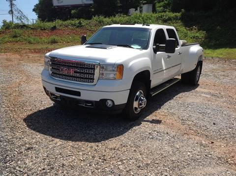 2013 GMC Sierra 3500HD for sale in Spartanburg, SC