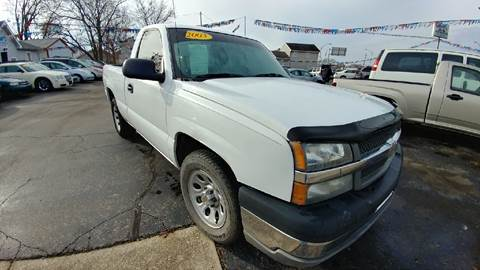 2003 Chevrolet Silverado 1500 for sale in Middletown, OH