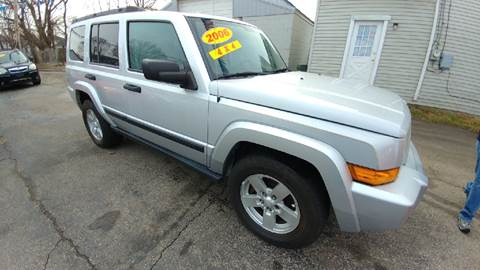 2006 Jeep Commander for sale in Middletown, OH