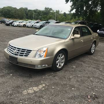 2006 Cadillac DTS for sale in Rochester, NY